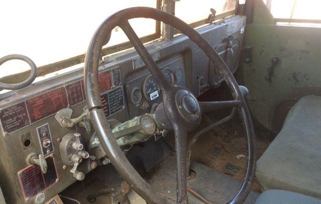 Simi Valley Jeep >> M51A2 5 ton military dump truck - Classic Kaiser Jeep ...