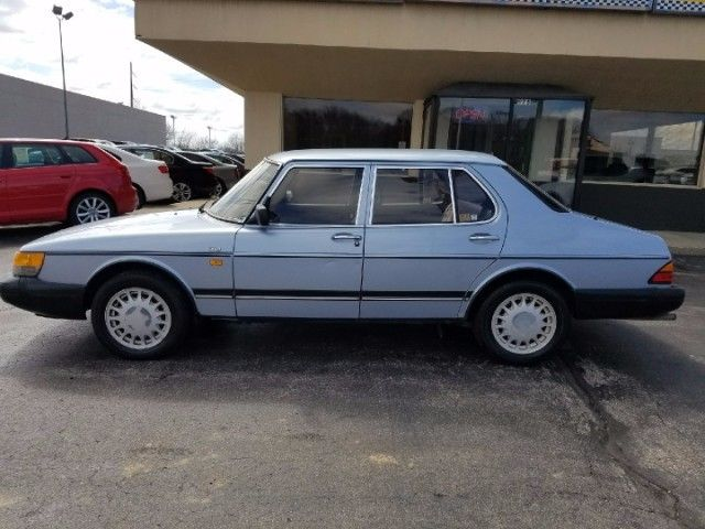 service manual  manual cars for sale 1987 saab 900 head up