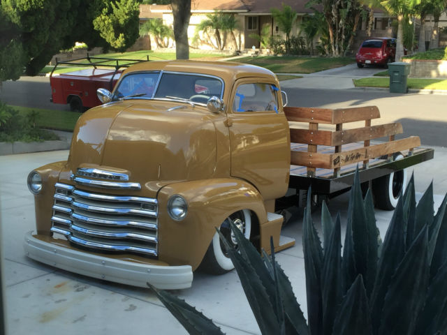Max Grundy Design 1950 Chevy Coe Classic Chevrolet Other