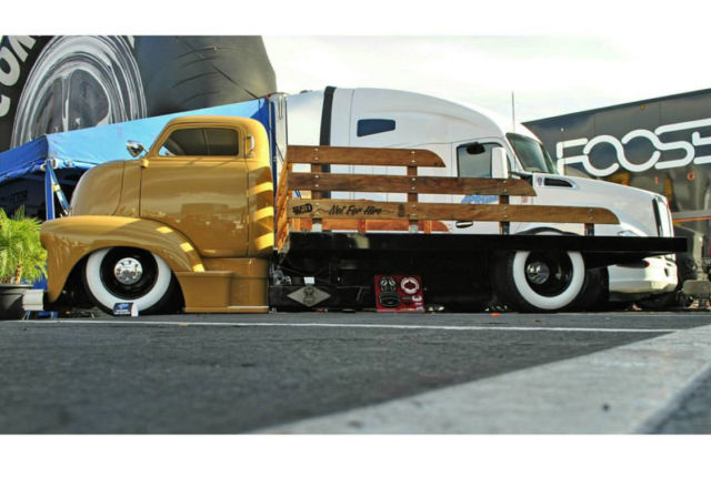 Coe Trucks For Sale >> Max Grundy Design 1950 Chevy COE - Classic Chevrolet Other 1950 for sale