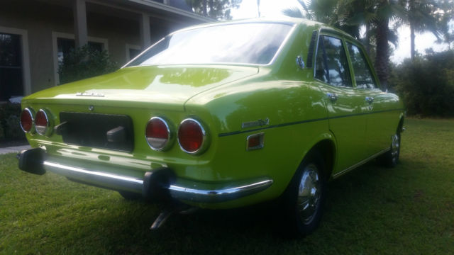 MAZDA 1973 RX2 4-DOOR SEDAN - Classic Mazda Other 1973 for ...