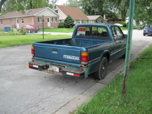 mazda pick up truck B2600 - Classic Mazda B-Series Pickups