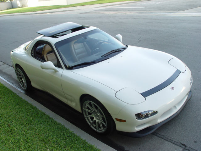 mazda rx7 fd3s rotary 13b jdm 93 95 classic mazda rx 7 1994 for sale. Black Bedroom Furniture Sets. Home Design Ideas