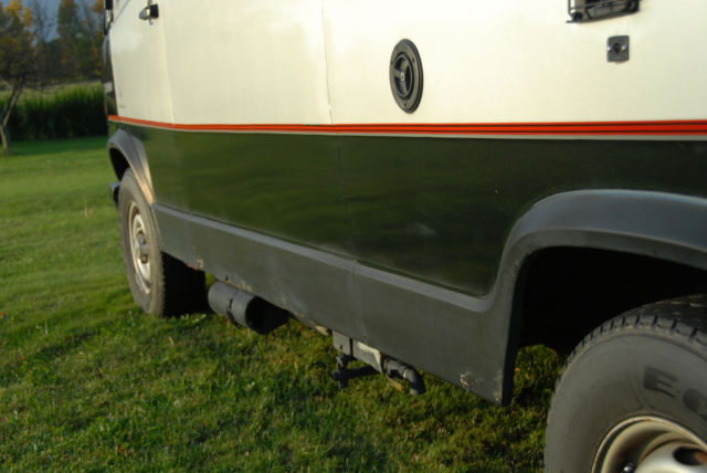 Airstream For Sale Bc >> Mercedes 309D Westfalia RV Camper Van not Vanagon Sprinter ...