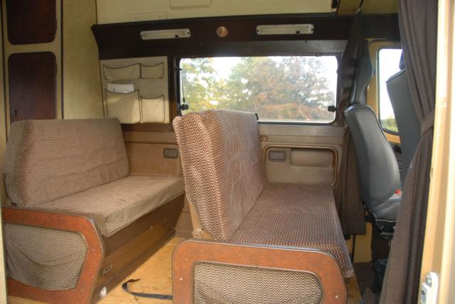 Airstream For Sale Bc >> Mercedes 309D Westfalia RV Camper Van not Vanagon Sprinter Roadtrek Airstream - Classic Mercedes ...