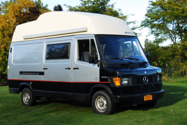 mercedes 309d westfalia rv camper van not vanagon sprinter roadtrek airstream classic mercedes. Black Bedroom Furniture Sets. Home Design Ideas