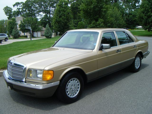 Mercedes 560sel 1986 classic mercedes benz s class 1986 for Mercedes benz 560sel for sale