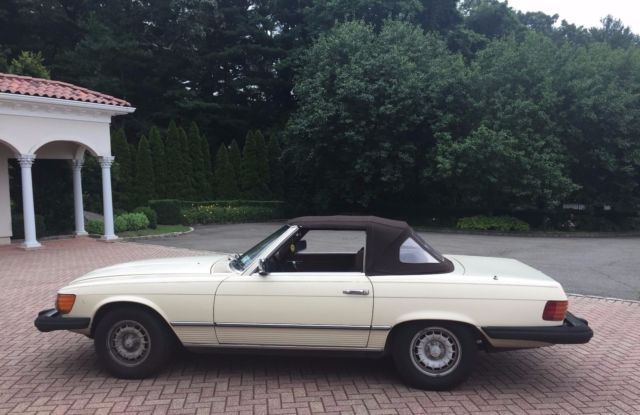 Mercedes benz 1978 450sl 2 door seater convertible for Mercedes benz 2 seater