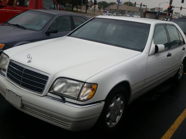 Mercedes benz 1995 s420 clean complete no rust mechanic for Mercedes benz s500 parts