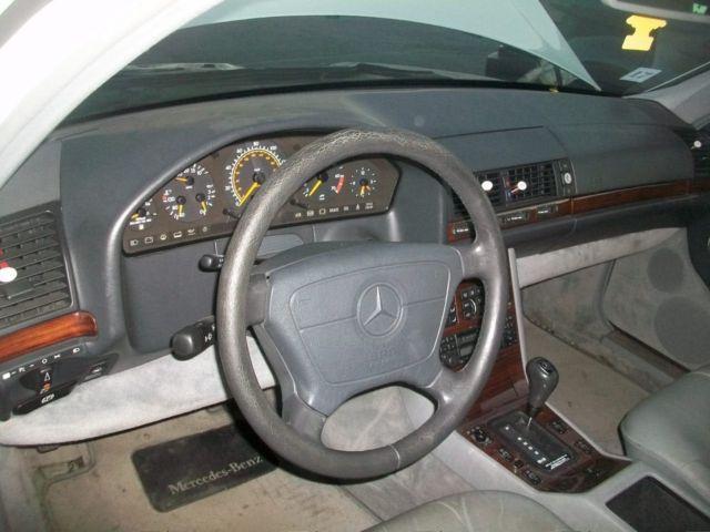 Mercedes benz 1995 s420 clean complete no rust mechanic for Mercedes benz classic car parts