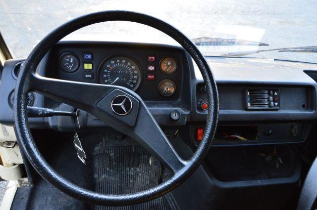 Mercedes Rv For Sale >> Mercedes Benz 207D - Classic Mercedes-Benz Other 1980 for sale