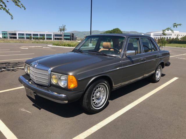 Mercedes benz 300d 1985 classic mercedes benz 300 series for 1985 mercedes benz