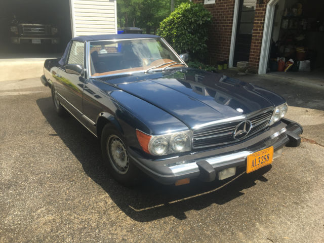 Mercedes Benz 450sl 1977 Classic Mercedes Benz 400