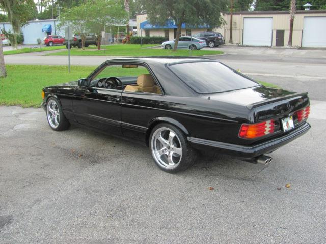 Mercedes benz 560 sec amg 1987 classic mercedes benz for Mercedes benz 560 sec