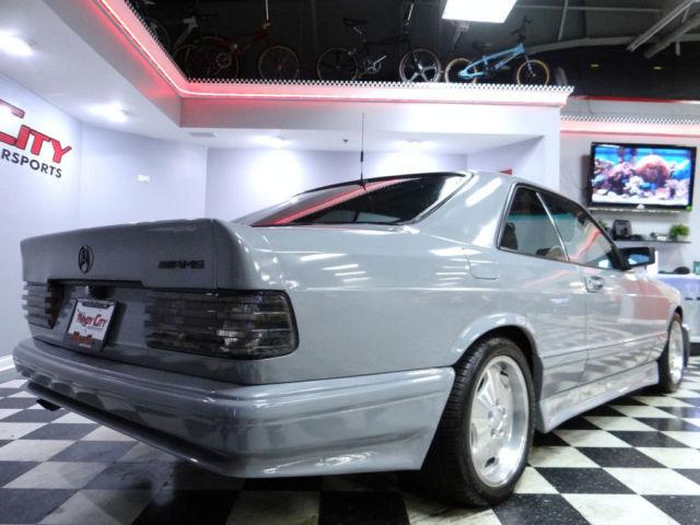Mercedes Benz 560sec Coupe Amg Body Kit Lorinser Wheels