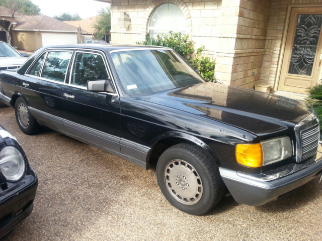Mercedes benz for parts only motor no good classic for Vintage mercedes benz parts