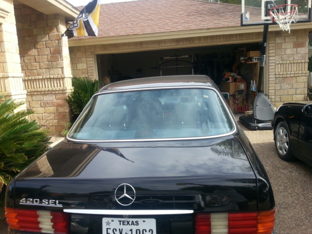Mercedes benz for parts only motor no good classic for Old mercedes benz parts
