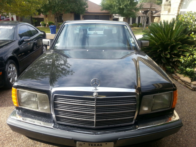 Mercedes benz for parts only motor no good classic for Mercedes benz s500 parts