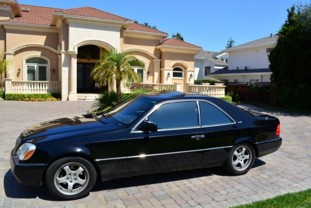 Mercedes benz s600 coupe classic mercedes benz s class for Mercedes benz s600 coupe
