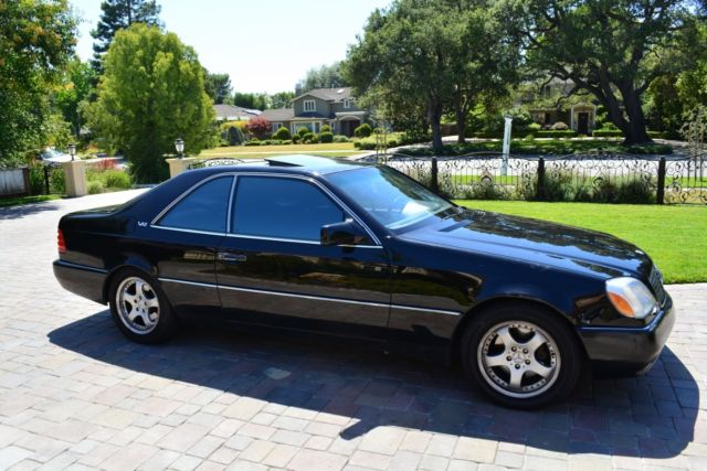 Mercedes benz s600 coupe classic mercedes benz s class for S600 mercedes benz for sale