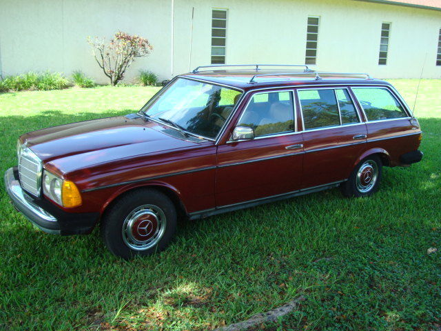 mercedes benz station wagon diesel 1979 300d clean florida title biodiesel ready classic. Black Bedroom Furniture Sets. Home Design Ideas