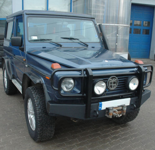 Cars For Sale In Arkansas >> Mercedes G / Puch G (463) VIN: VAG46322717905686 - Classic Mercedes-Benz G-Class 1991 for sale
