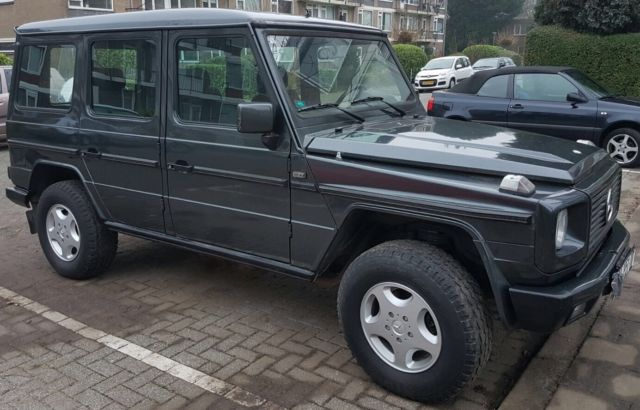 Mercedes type w463 300ge year 1991 classic for Mercedes benz w463 for sale