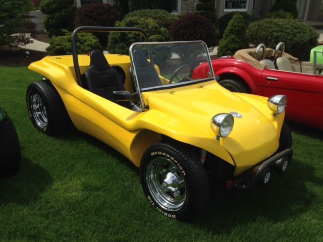Meyers Manx style Dune Buggy - Classic Volkswagen Dune Buggy 1971 for sale