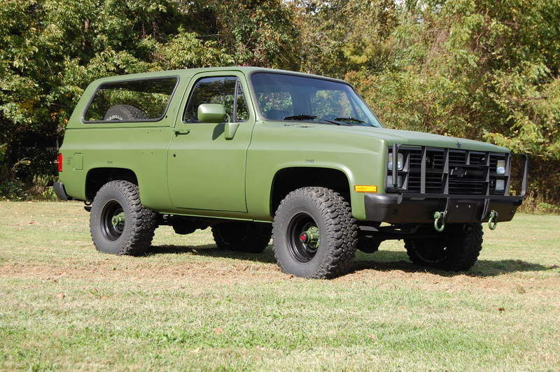 23 Chevrolet Blazer from $1, Find the best deals for used chevrolet blazer military. For sale is a chevrolet k5 34 ton military blazer. I originally purchased this blazer in and it has been a weekly driver since. It was a military. chevrolet d10 military blazer 4x4 l diesel mil.