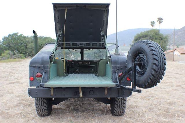 military hmmwv m998 slant back humvee classic hummer other 19850000 for sale. Black Bedroom Furniture Sets. Home Design Ideas