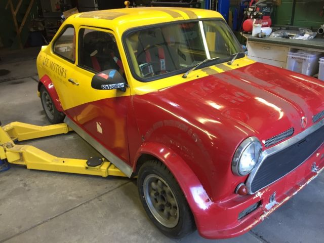 Mini Cooper Rally race car Austin mini - Classic Mini ...