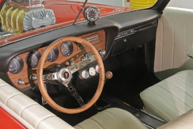 Monkees Monkeemobile 1967 Pontiac GTO Tribute Car Built by