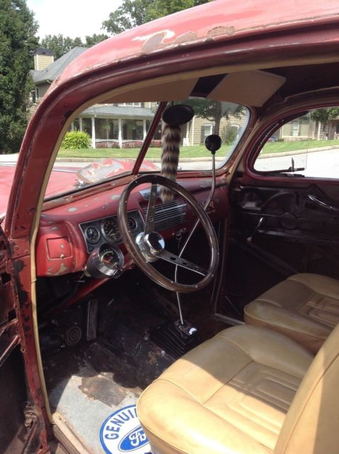MOONSHINE RUNNER FROM NORTH GEORGIA 1940 FORD STANDARD 2 ...