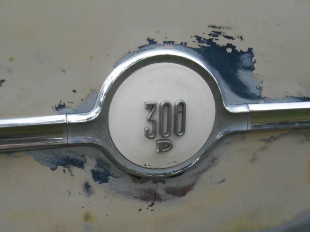 Mopar Chrysler D Factory Fuel Injection Hemi Fuel Injected D