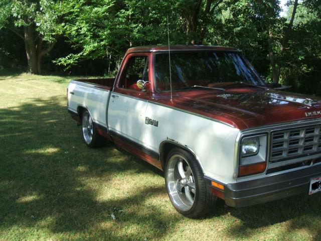 Mopar 1984 Dodge D150 Prospector Shortbed Ram - Classic ...