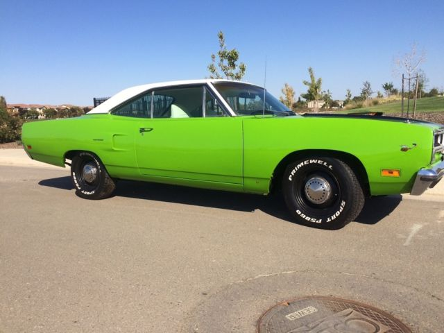 Cars For Sale Sacramento >> Mopar, Dodge, Roadrunner, 70, Air Grabber, 440, Sassy Grass Green, Rare, 440 - Classic Plymouth ...