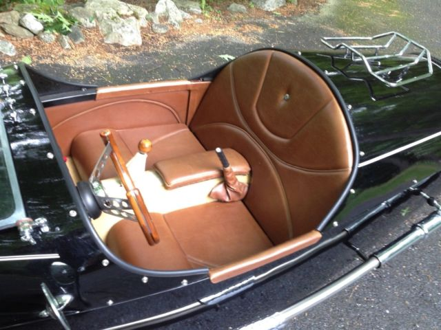 Automatic Transmission Motorcycle >> Morgan 3 wheel JZR replica 1000cc cali 2 moto guzzi automatic transmission. - Classic Replica ...