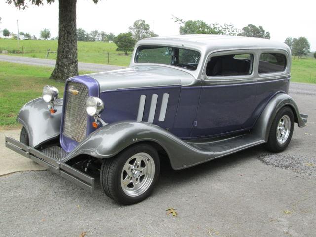 Newly restored antique 1933 chevrolet eagle 2 door sedan for 1933 chevy 2 door sedan