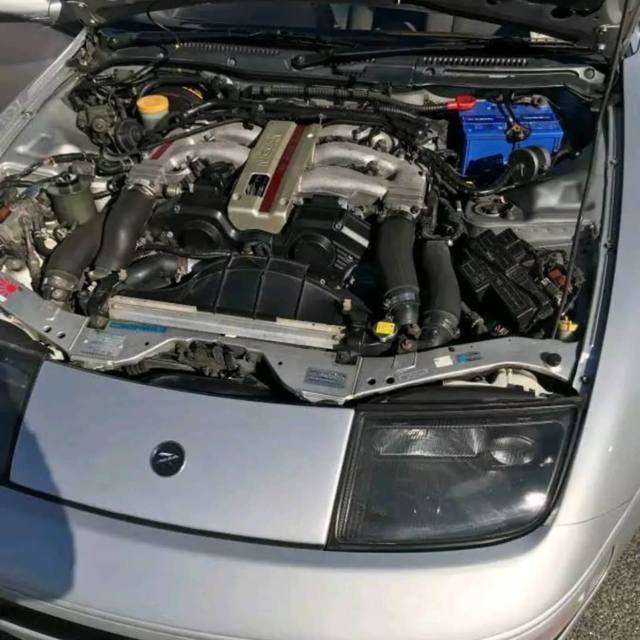 300zx Turbo Power: Nissan 300zx Twin Turbo 2+2 5speed This Car Is Very Clean