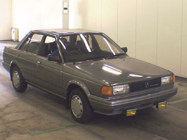Nissan Sunny RHD 1988 4WD - Classic Nissan Sentra 1980 for ...