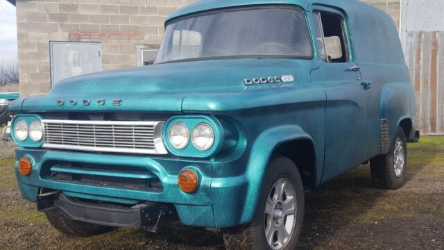 NO RESERVE! 1964 DODGE D100 Town Panel Truck not pickup ...