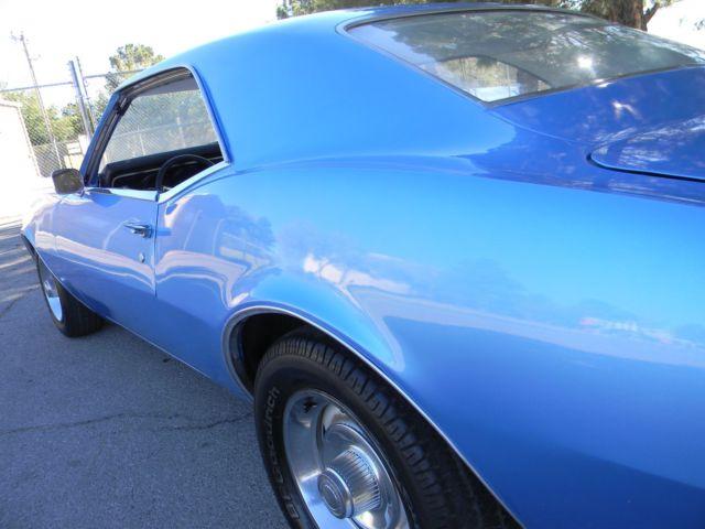 No Reserve 1968 Chevy Camaro V8 Manual 67 68 69 70 71 72 73