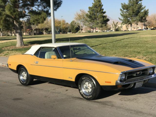 Original Eleanor Mustang 1971