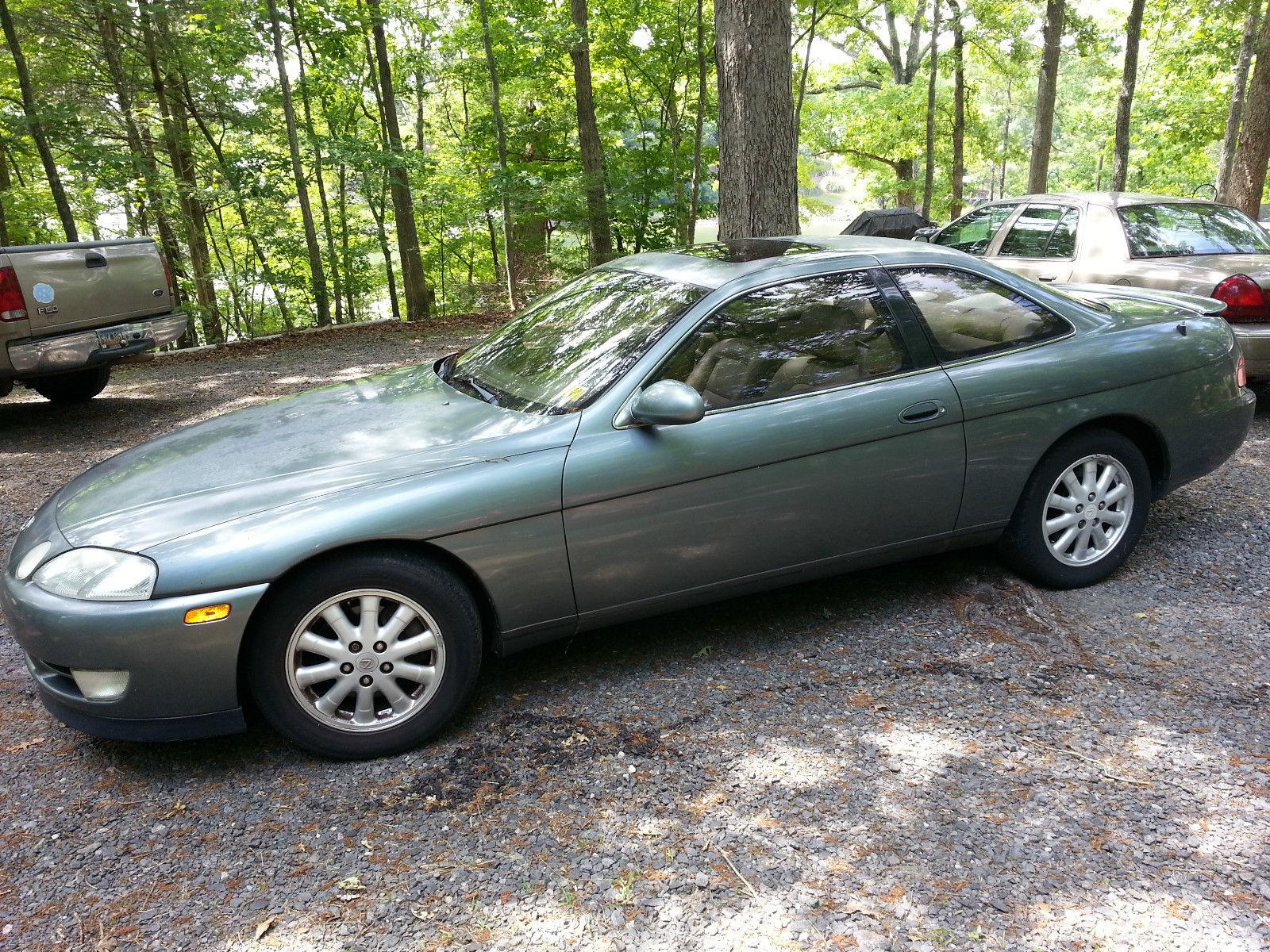 1993 Lexus SC