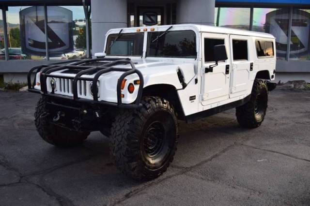 no reserve hummer h1 civilian with ac and much much more classic hummer h1 1993 for sale. Black Bedroom Furniture Sets. Home Design Ideas