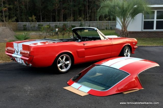 No Reserve Restomod Roadster Convertible Removable