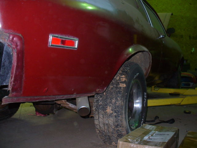 Nova Or Parts For Camaro Z 28 El Camino Impala Ss Chevelle
