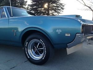 Oldsmobile 1969 Cutlass Ram Rod. 442 options. - Classic ...