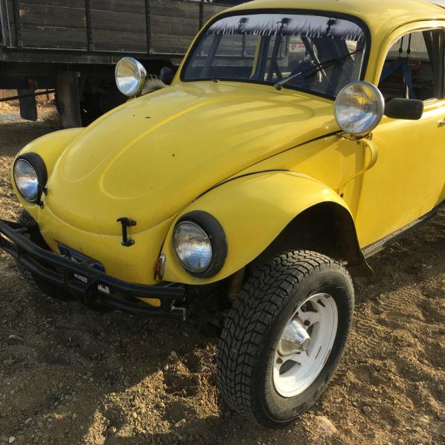 Volkswagen Thing For Sale >> one bad V- 8 baja bug - Classic Volkswagen Beetle - Classic 1963 for sale