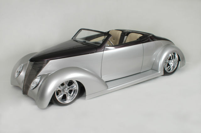 One Of A Kind Car Hot Rod Street Rod Hard Top